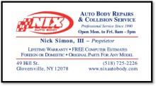 Nix Autobody