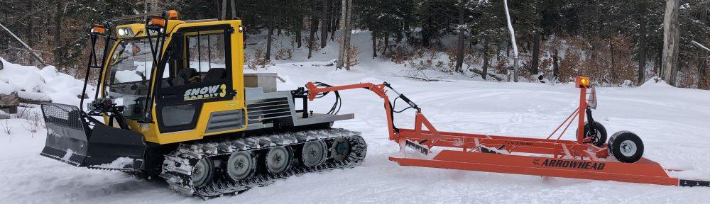 Nick Stoner Trailers Snowmobile Club