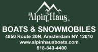 ALPINHAUS SNOWMOBILES